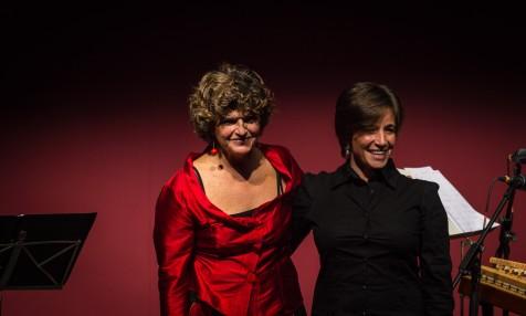 Mariona amb Marina Albero