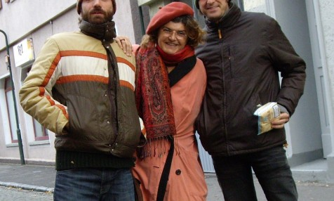 with Marc Vila i Raúl Costafreda